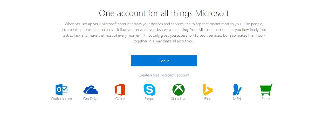 Eliminar la contraseña de cuenta de Microsoft de Windows 8/8.1