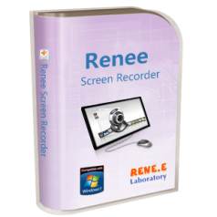Renee Screen Recorder软件盒