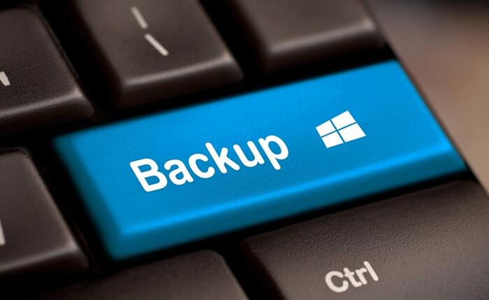 es importante hacer copia de seguridad de archivos