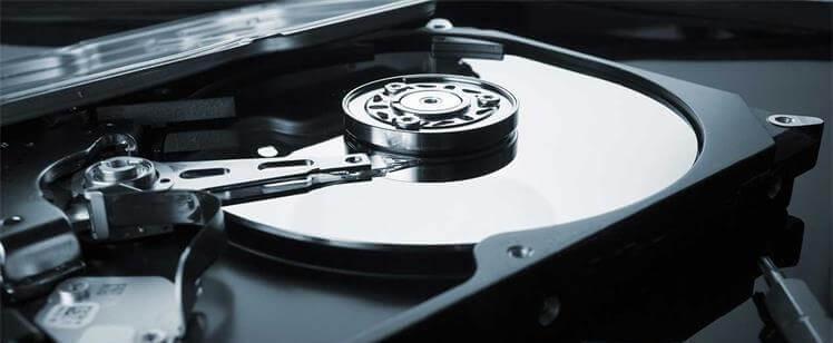 ocultar particiones del disco duro en Windows