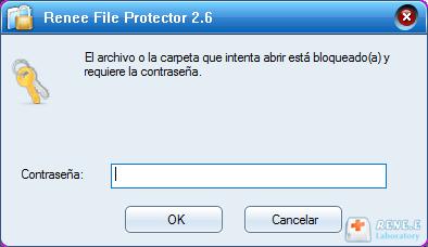 hay que introducir la contraseña para abrir el archivo bloqueado