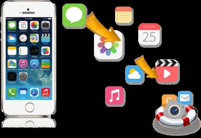 cómo recuperar datos eliminados de iPhone