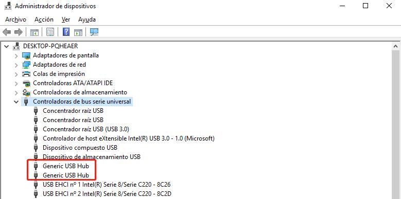 Generic USB Hub