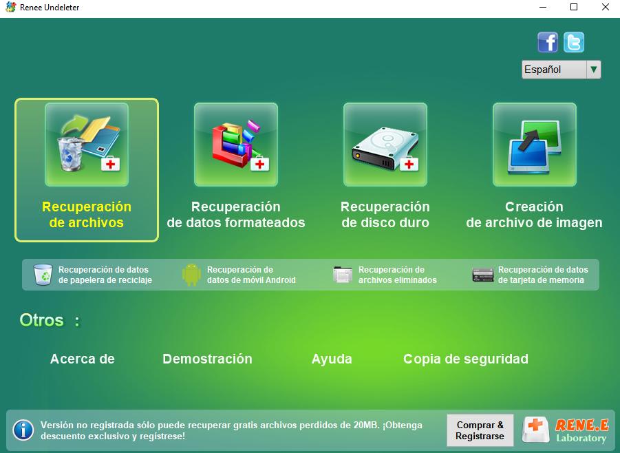 recuperar datos eliminados de la tarjeta SD en iPad