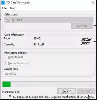 Soluciones Windows 10 8 7 No Pudo Completar El Formato De Tarjeta Sd Rene E Laboratory