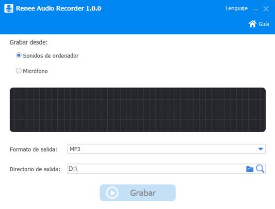 renee audio recorder