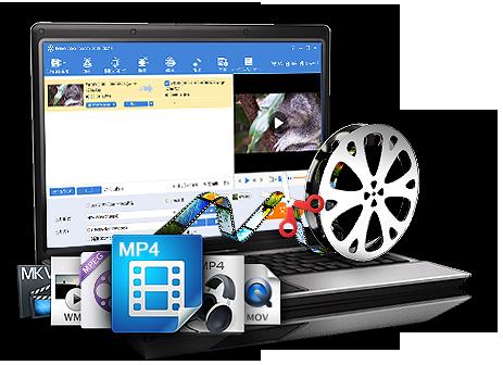 Cortar clips de vídeo MP4 en minutos