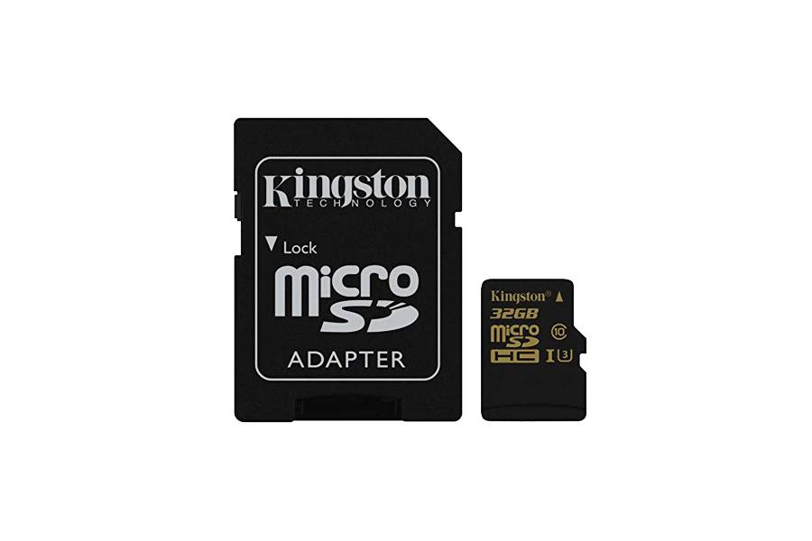 Kingston Technologies 64GB SDCG