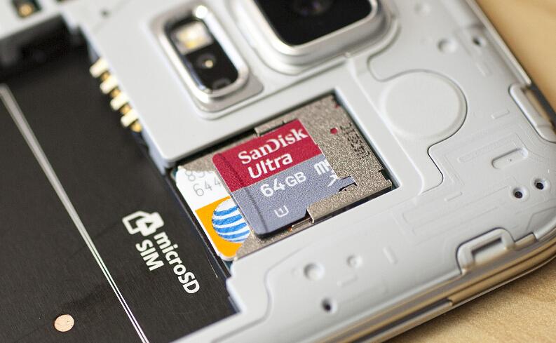 reparar la tarjeta micro SD dañada