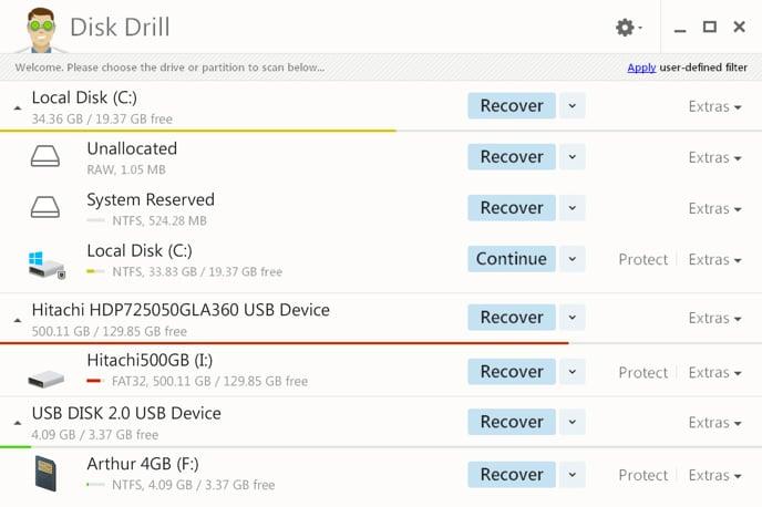 programas para recuperar datos de una tarjeta Micro SD