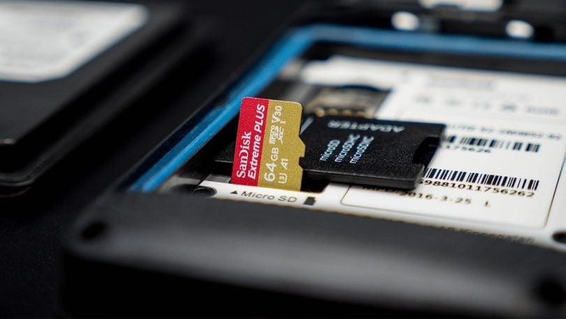 Cómo formatear una tarjeta SD dañada o no reconocida