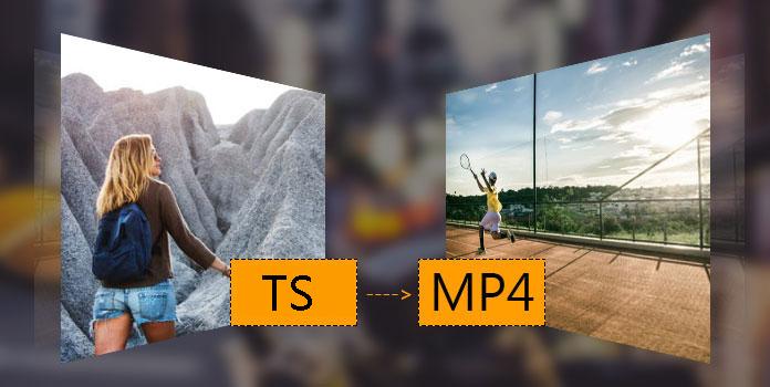 ¿Cómo convertir archivo TS al formato MP4?