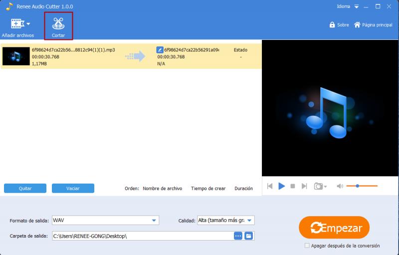 programas para editar archivo de audio