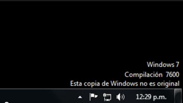 Qué Hacer Si Windows 7 Muestra Esta Copia De Windows No Es Original Rene E Laboratory
