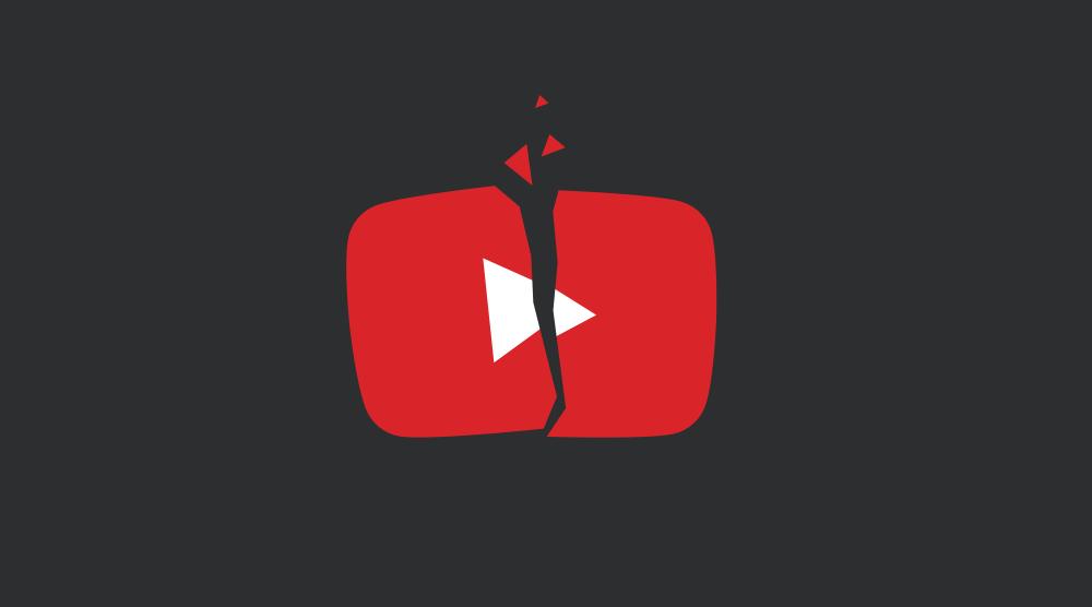 por qué youtube no funciona