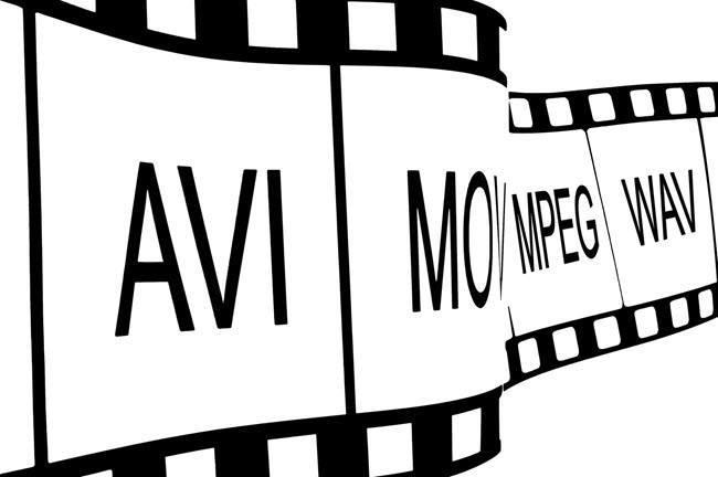 extensiones de video