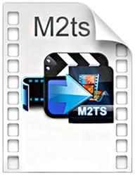 archivo m2ts