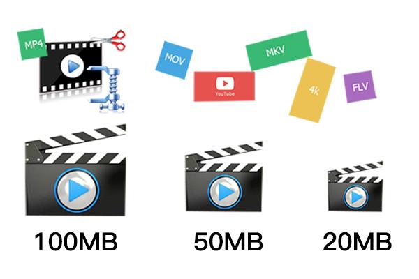 comprimir videos
