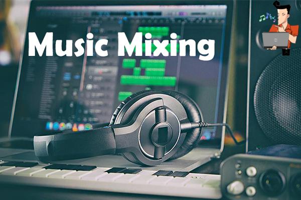 mezclador de musica