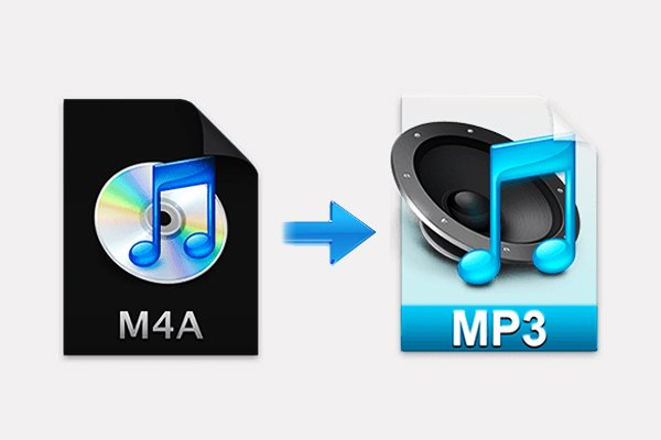 convertir m4a a mp3