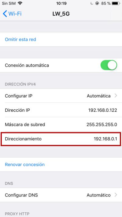 cómo ver la contraseña de mi wifi en iphone