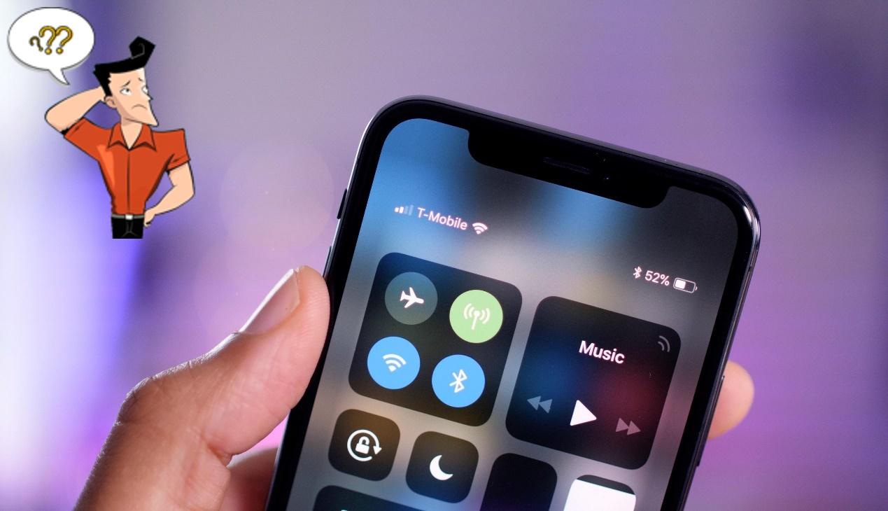 error en la llamada iphone
