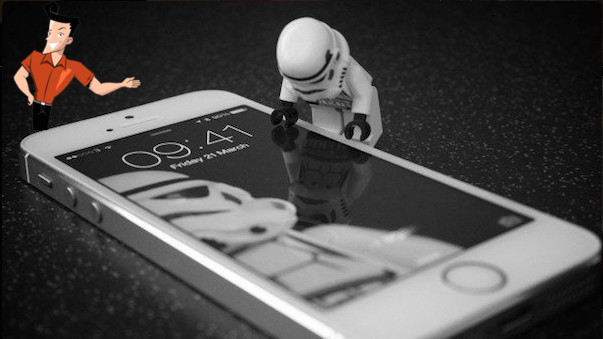 aumentar seguridad iphone