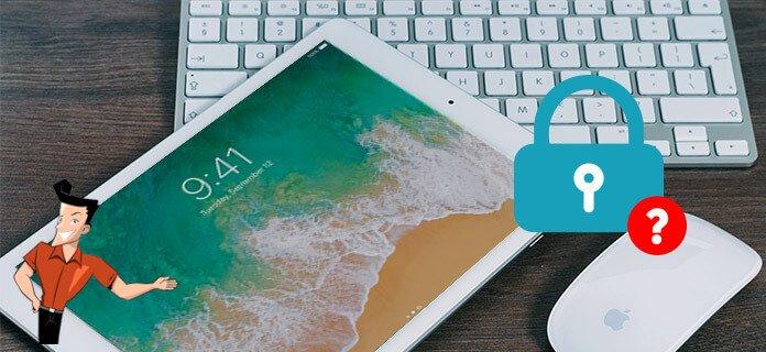 cómo desbloquear un ipad