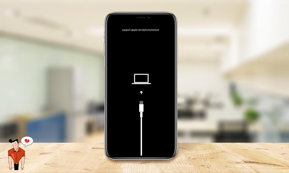 iphone se queda trabado en restauración