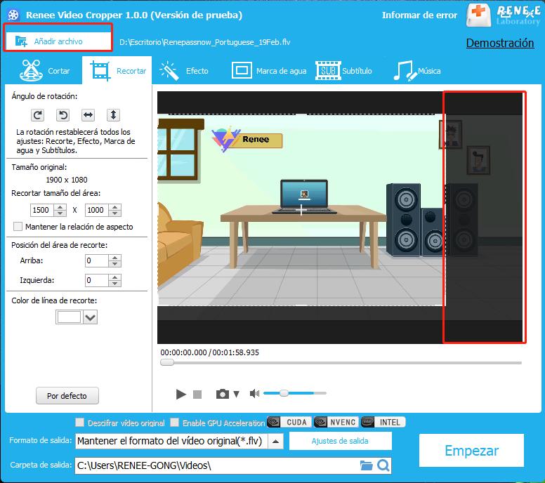 cómo reducir el tamaño de un video