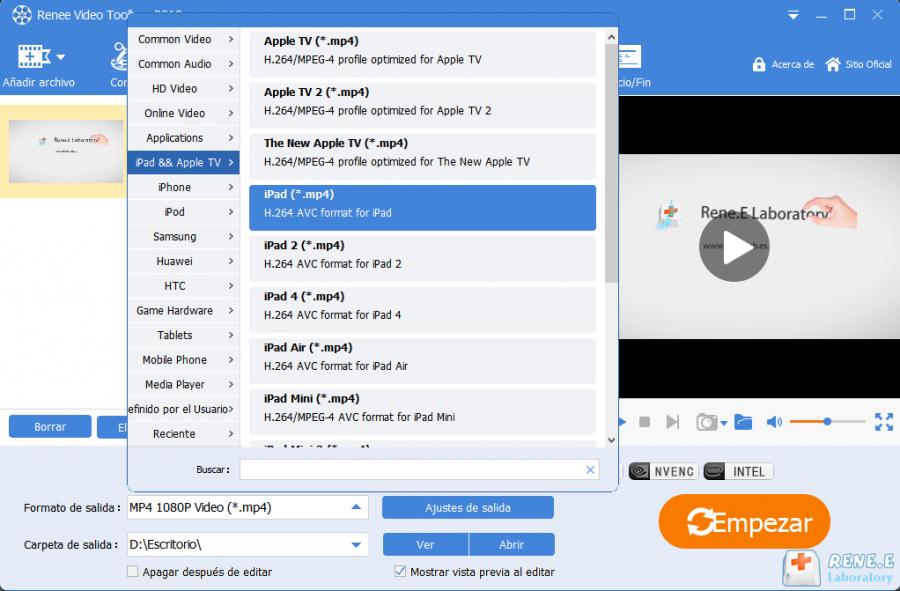 convertir mov a mp4 mac