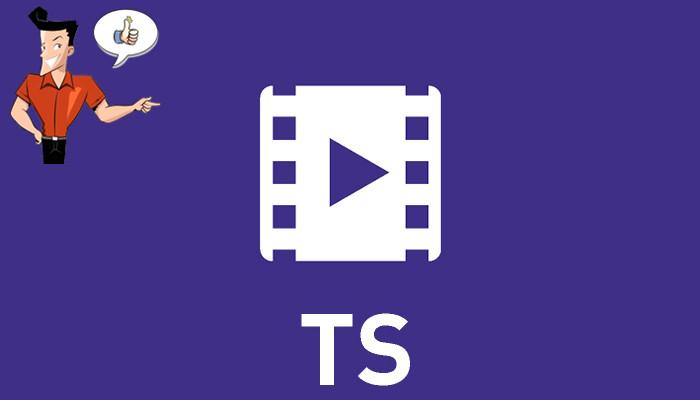archivo de video TS