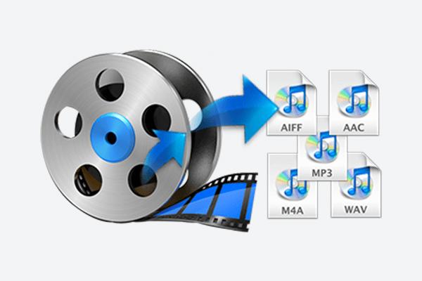 extraer audio de video