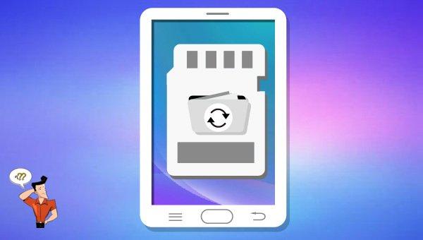 cómo recuperar archivos borrados de una memoria sd en android