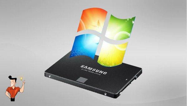 instalar windows en ssd