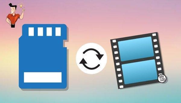 recuperar videos borrados tarjeta sd