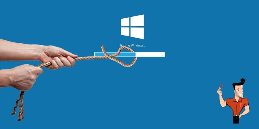 arranque lento windows 10