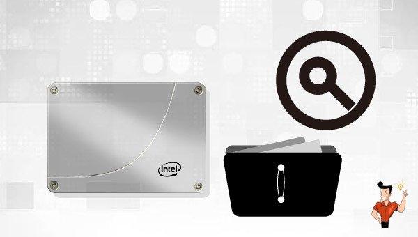 comprobar el estado de un SSD